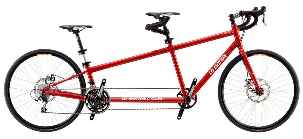 bici tandem noleggio italia