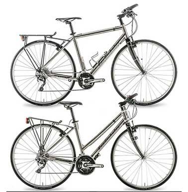 bici noleggio ibride e mixte
