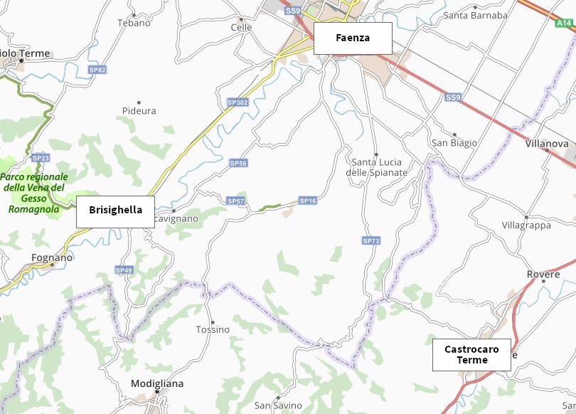 BrisighMedioev mappa