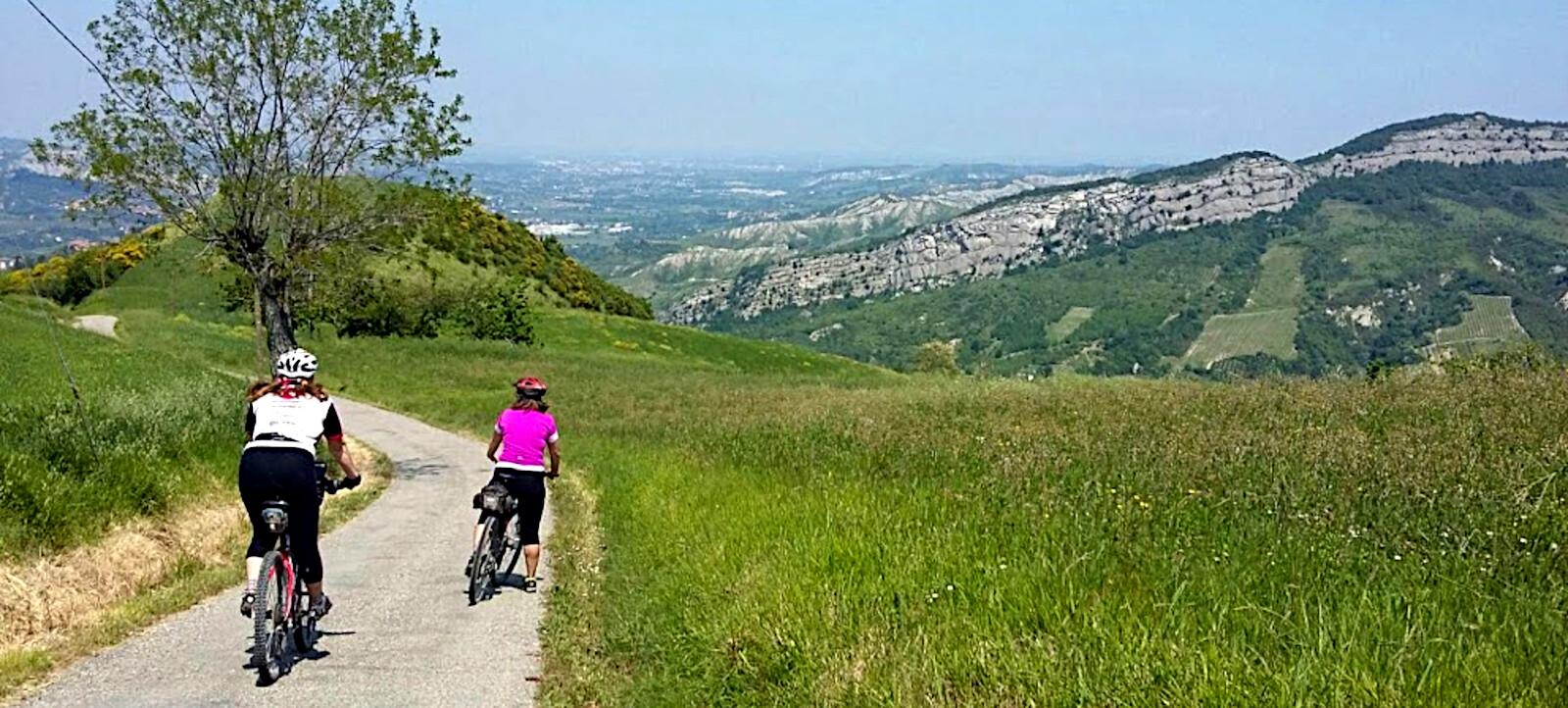 Colline modenesi in bici