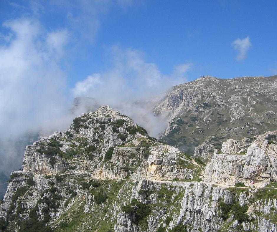 Tour giornaliero al Monte Pasubio