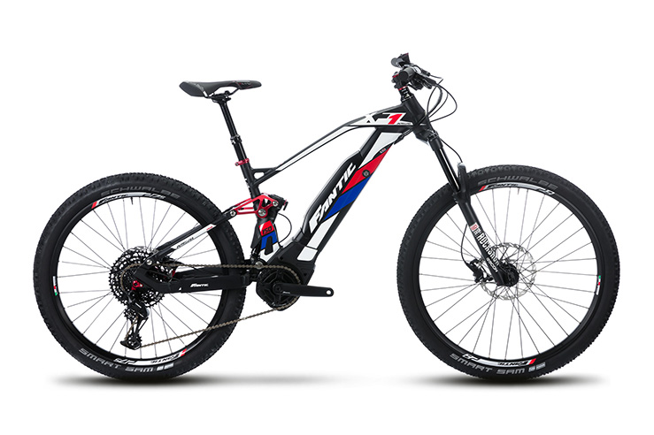 Fantic Integra 150 trail MTB