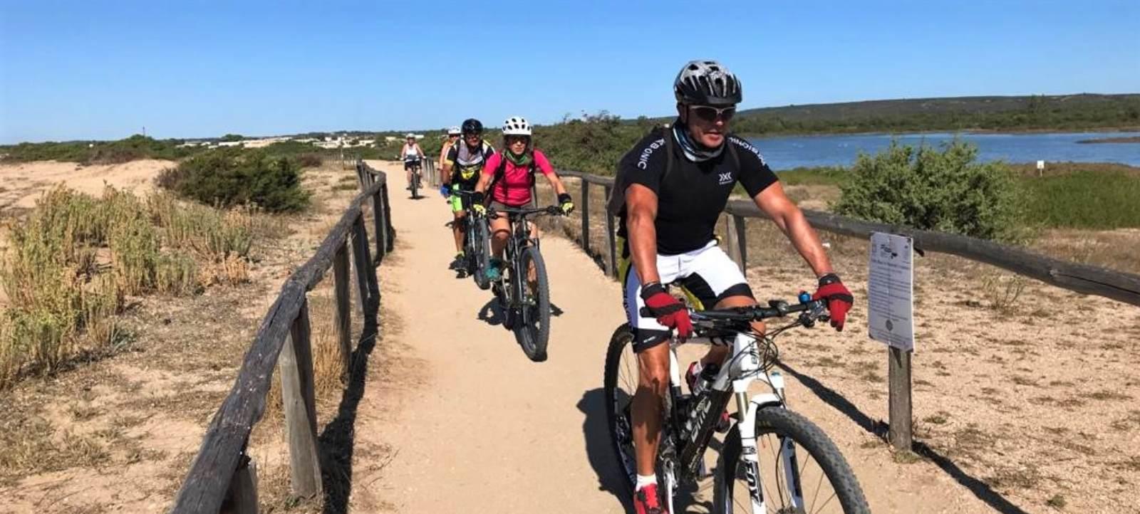 Noleggio bici per cicloturisti