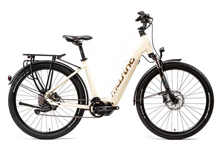 E-bike Trekking Musing Pirit E INTUBE