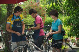 Noleggio bicicletta: l'importanza di bike fitting e briefing