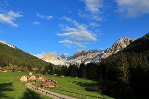 Idee per le vacanze estive: più freschi in montagna